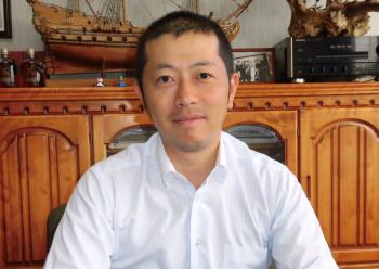 西福運送株式会社 代表取締役社長 山元健蔵
